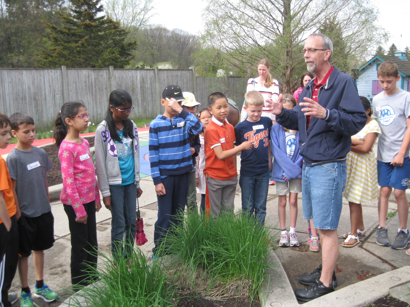 4th Grade Seeds of Science Field Trips