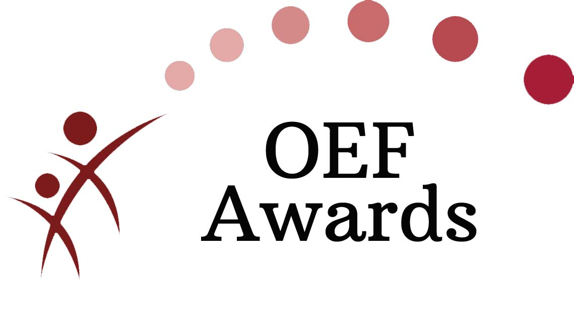 OEF Awards Logo
