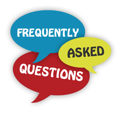Frequently Asked Questions graphic