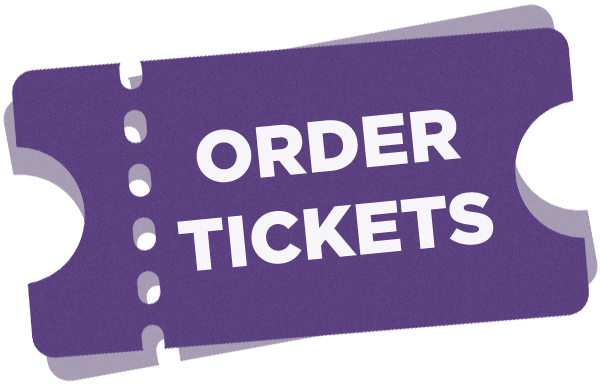 purple ticket icon